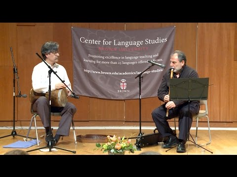 The Garden of Love: Rumi's Legacy of Poetry, Sufism and Music