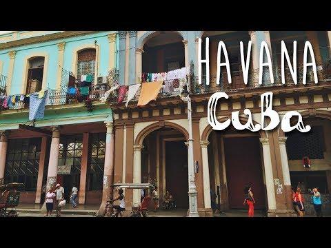 La Havane, Cuba | Perdus & confus pendant 24h (S5E1)