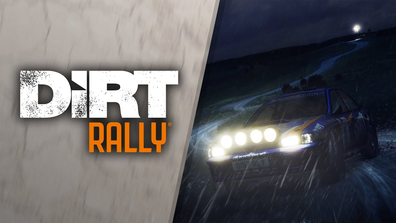 DiRT Rally - the Community trailer [SP]