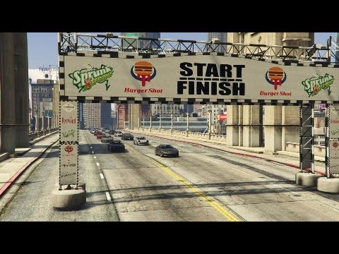 GTA Online - Custom Job Reviews Ep3: Darnell Circuit