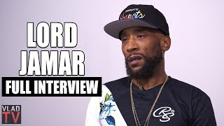 Lord Jamar on 50 Cent Diss, Eminem, Kodak Black, DaBaby, Nipsey Hussle, Dr. Sebi (Full Interview)