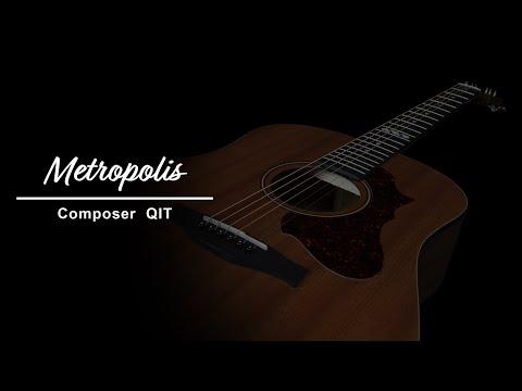 Godin Metropolis Composer QIT (English)