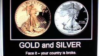 gold silver investments vs 401k for non sheep
