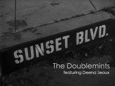 "MUSIC MONDAYS | ""Sunset Blvd"" - The Doublemints"