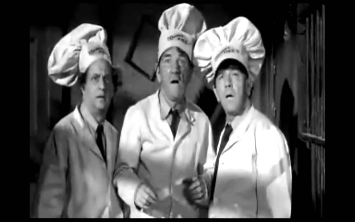 Image result for the three stooges spooks!