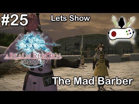 Ffxiv 25 Unlock The Barber Kosmetiker Freischalten Lets Show
