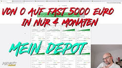 €5000 in 4 Monaten | mein Comdirect Depot |  Patrick's Finanzen | Video 14