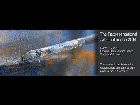 TRAC 2014 - Panel Discussion: The Aesthetics of 21st Century Representational Art