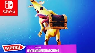 🔴 Tentacle Surprise Get FREE & CUSTOM GAMES | Fortnite Switch