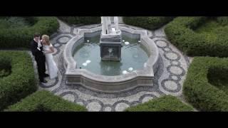 Villa Terrace, Milwaukee WI - Romantic, European Themed Wedding