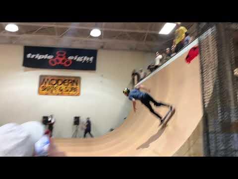 Modern Skatepark 40th Birthday Tony Hawk Christian Hosoi Bucky Lasek JoJo Jones