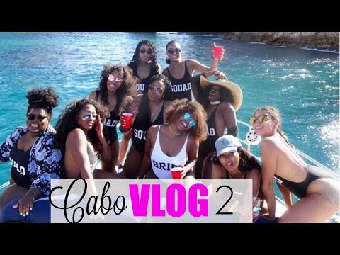 YACHT LIFE !!! Cabo San Lucas Mexico VLOG 2 - | Brittany Daniel