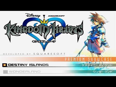 Kingdom Hearts Premium Showcase Demo Playthrough