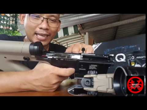 ICS HERA ARMS Accuracy and Operation manual. By เต้ยมารุ