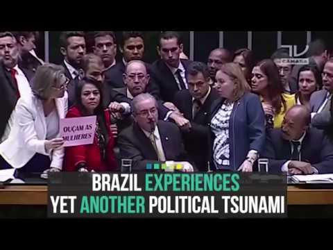 Brazil's Latest Political Tsunami