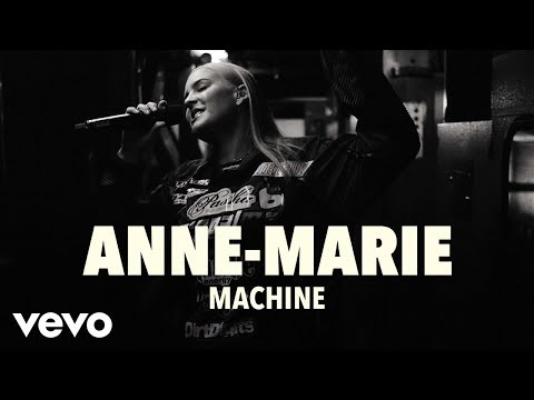 Anne-Marie – Machine