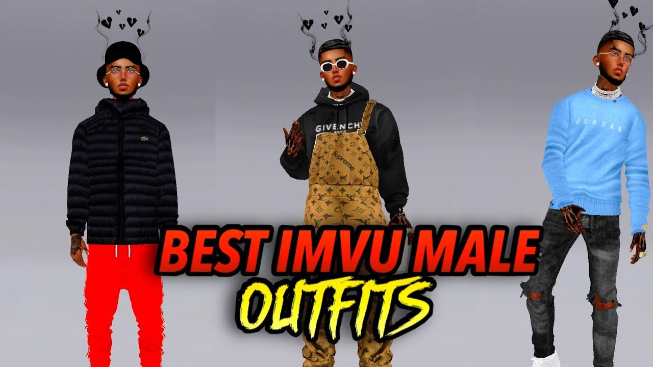 Imvu Trill Outfits Male