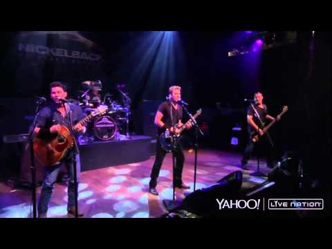 Nickelback - Photograph  Live Nation