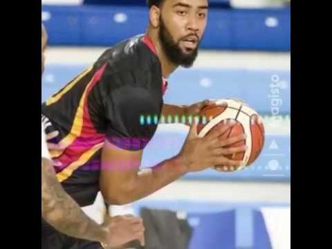 Devon Scott Professional Basketball Player