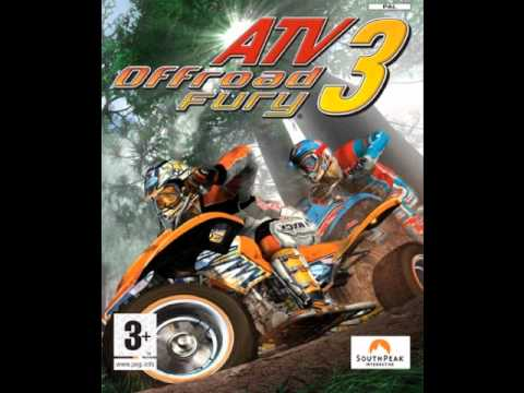 ATV Offroad Fury 3 OST — Dirty Americans - Burn You Down