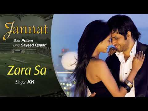 Zara Sa   Official Audio Song   Jannat  KK  Pritam   Emraan Hashmi   YouTube
