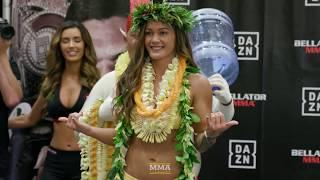 Bellator 213 Ceremonial Weigh-In Highlights - MMA Fighting