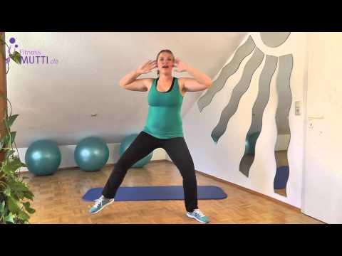 HappyBauch (8) - Fitness In Der Schwangerschaft 4-6. Monat    By Fitnessmutti