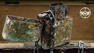 Download lagu Restoration of a Vietnam War Zippo Lighter - Bong Son 68-69 Military Lighter