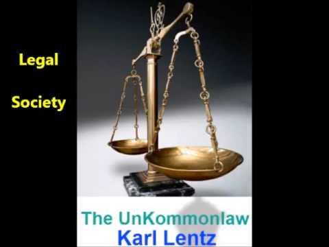 151 - Karl Lentz -  Legal Society