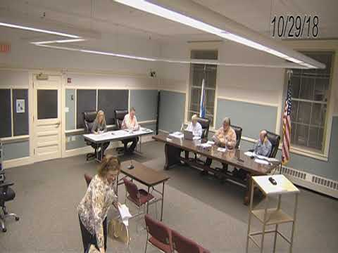 West Newbury Selectmen Ma 102918