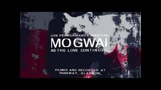 Mogwai - Midnight Flit (feat. Atticus Ross) Live at Tramway Glasgow