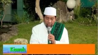 "KISWAH KH. Abdurrahman Navis, Lc., M.HI "" Wali Songo Penyebar Agama Islam di Indonesia"""