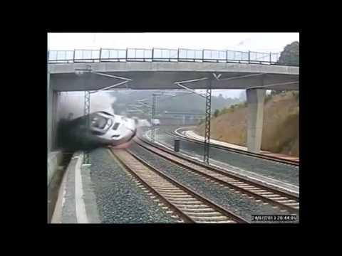 Trật đường ray và cái kết vô cùng thảm khóc