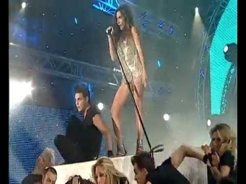 Despina Vandi Yparxei Zoi @ Mad Video Music Awards 2009