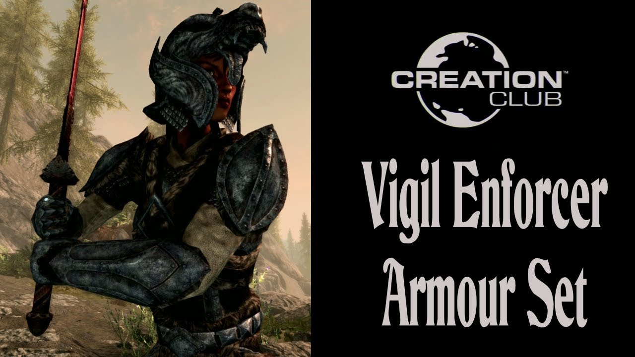 Skyrim Creation Club Vigil Enforcer Armour Set, To Buy Or Not To Buy
