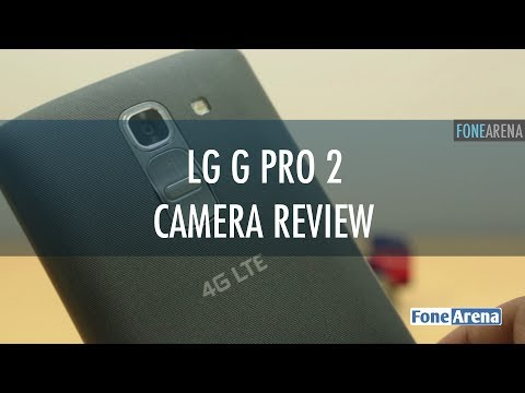 LG G Pro 2 Camera Review