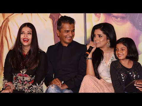 Aishwarya Rai At Marathi Movie Hrudayantar's  Music Launch Full Video HD