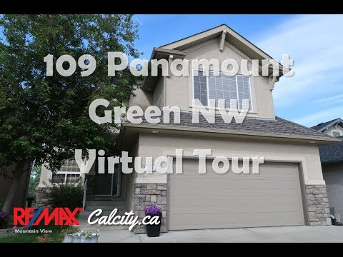 Now Sold!!!! Panamount Green NW Virtual Tour Calgary  Percy Connolly
