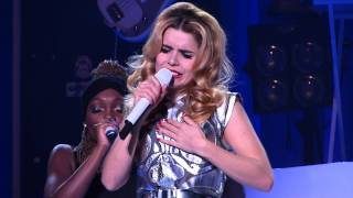 Paloma Faith - The Bigger You Love (The Harder You Fall) live O2 Apollo, Manchester 26-11-14