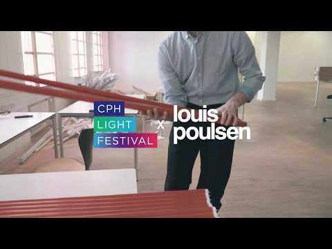 Copenhagen Light Festival 2018 - Jakob Kvist x Louis Poulsen