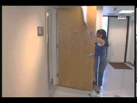 Over The Door Traction