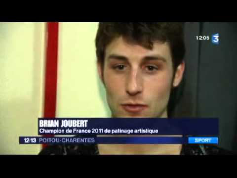 Brian JOUBERT : the interview in Niort - 12.01.2013
