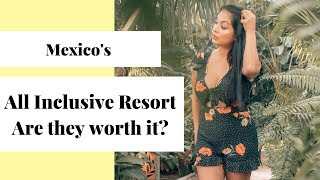 What to expect from all inclusive resorts? | Iberostar Punta Mita