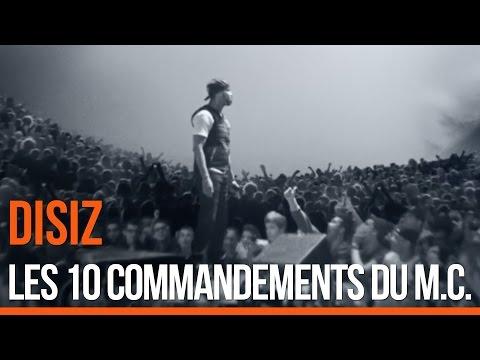 Disiz La Peste - Les 10 commandements du MC
