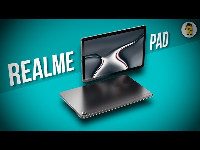 Realme Pad First Look Is Here – Everything You Need To Know #shorts