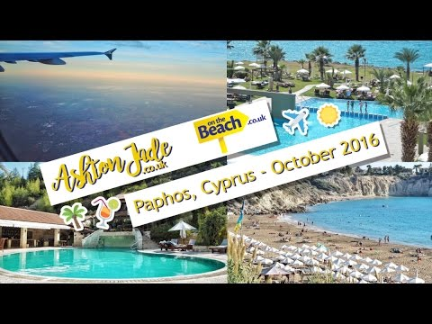 PAPHOS, CYPRUS WITH ON THE BEACH | Ashton Jade