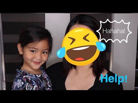 HELP! Mimi did my makeup.. LOL thumbnail