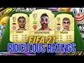 8 Players who got ROBBED by EA 😤 | FIFA 21 Ratings