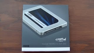 Crucial MX300 1TB SATA 2.5