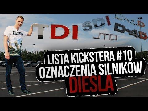 Oznaczenia silników Diesla - Lista Kickstera #10